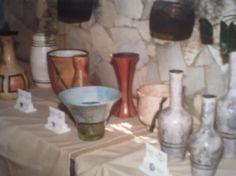Vasos em cerâmica-Maira Serrão