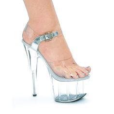 59 Beste 7 Inch Sandalo images on Donna Pinterest   Donna on high heels, High   03c7e0
