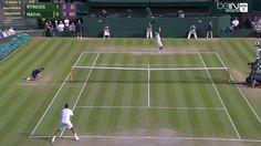 Video: Nick Kyrgios' Trick Shot Against Rafael Nadal - A Funny Video on KillSomeTime