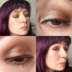 Voll vergessen... Mein gestriges #eyesoftheday nochmal mit der #katvond #metalmatte #eyeshadowpalette Verwendet habe ich #twinsel #synergy #oak und #suede und den Lidstrich habe ich mit #jet gezogen #katvondbeauty #kvd #kvdbeauty #katvondmakeup #metalmatteeyeshadowpalette #metalmattepalette #kikomilano #eyes #eotd #amu #augenmakeup #eyemakeup #face #faceoftheday #fotd #selfie