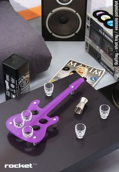 guiter coffee table