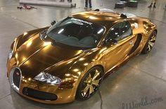 Metro Wrapz Bugatti Veyron 2013 Pictures » Modified Cars