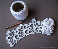 Crochet Lace Edging, Crochet Motifs, Crochet Chart, Irish Crochet, Crochet Flowers, Crochet Patterns, Crocheted Lace, Pink Flowers, Monogram Towels