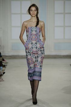 Temperley RTW Fall 2014 [Photo by Giovanni Giannoni]