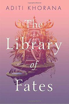 The Library of Fates by Aditi Khorana https://smile.amazon.com/dp/1595148582/ref=cm_sw_r_pi_dp_x_JJOBzb8T1J8YB