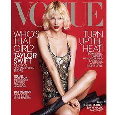 #Vogue US May/2016 #TaylorSwift by #MertandMarcus #fashioneditorial #covershot #magazine #models #fashion #style #stylish #instafashion #beauty #fashionissue #editorialdesign #makeup #magazines #inspiring #fashionphotography #mags #luxury #glamour #Interview #VogueUS @voguemagazine