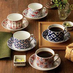 mug cups of musbu from kozangama 庫山窯のmusbu  マグカップ