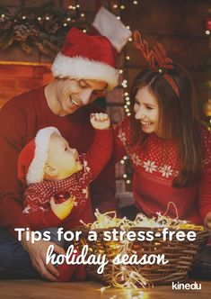 Here we have some tips and hacks for making this winter holidays magical and stress-free. Baby Development, Holiday Activities, Christmas Baby, Stress Free, Winter Holidays, Christmas Sweaters, Seasons, Mom, Celebrities