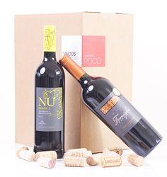 Vinoos.nl - Altijd lekkere wijn in huis! Het grovere geschut,Powerhouses! Stoere rode wijnen uit o.a. Argentinië en Zuid-Afrika. Deze wijnen gaan uitstekend samen met eten. Fantastisch bij vlees en kazen. Hou je van kruidige, volle, stevige rode wijnen met af en toe houtrijping en wil je jezelf verwennen? Dan is dit voor jou de geschikte box!  Op het proefblad dat bij de wijnbox is inbegrepentref je naast beschrijvingen van de wijn ook de volgorde van drinken aan. Leuk voor een…