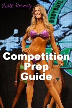 What They Don't Tell You - A Competitor's Guide | Kristin Shaffer Figure & Bikini