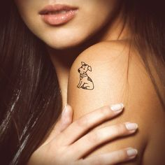 A dog is for life and so is a tattoo. While no one regrets their furry little friend, some ill-placed ink can be a different story. Well, if you want to show the ruv you hold for your pup with some body art, but are afraid of future #Regretz, these 13 pawesome temporary tattoos are the thing for you!