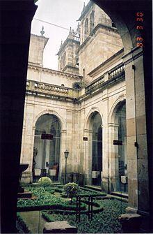 Chiostro (claustro) de la Sé de Braga
