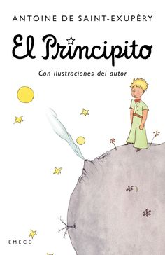 The Little Prince by Antoine De Saint-Exupery, 1943 I Love Books, Good Books, Books To Read, Dr Klein, St Exupery, Famous Novels, Literary Quotes, The Little Prince, Lectures