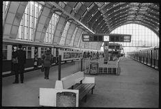 S-Bahnhof Alexanderplatz 1985
