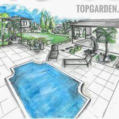 Kerttervezés Outdoor Decor, Instagram, Home Decor, Decoration Home, Room Decor, Home Interior Design, Home Decoration, Interior Design