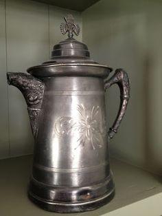 Antique Hunter: Antique Victorian Coffee Pot #2