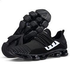 premium selection 70d28 47baa 2018 Nye mænd løbesko til kvinder Nice Run Athletic Trainers Navy  Zapatillas Sportssko Max Pude Outdoor Walking Sneakers