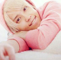 Tegoshi Yuya #pink