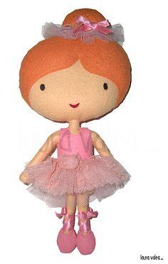 bailarina by laura valea complementos, via Flickr