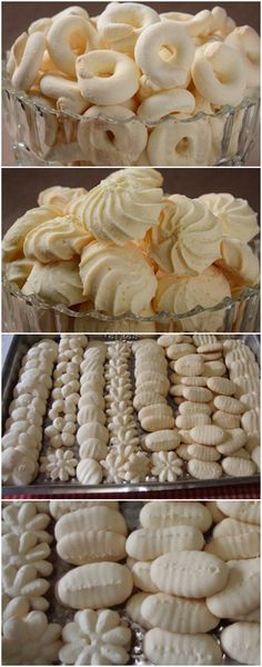 Jam Cookies, Pan Dulce, Decadent Cakes, No Cook Desserts, Desert Recipes, Sweet Bread, Sin Gluten, Macaroons, Easy Cooking
