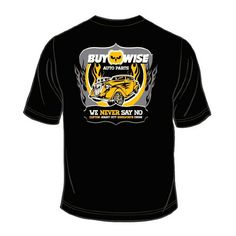 Buy Wise T-Shirt Design