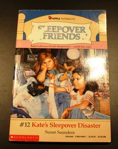 The Sleepover Friends series