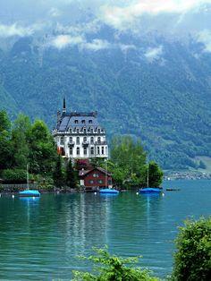 Iseltwald, Bern, Switzerland Copyright: John Goad