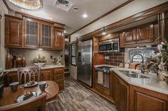 Gypsy Interior Design Dress My Wagon| Heartland Luxury Fifth Wheels | Heartland RVs