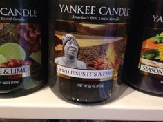 A New Yankee Candle Scent