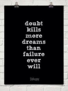 FEEL | Age, faz, persegue os teus sonhos - apesar das dúvidas e do medo!