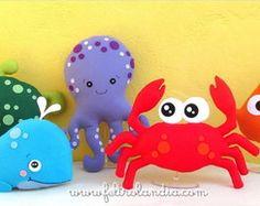 Decoração Festa Infantil Fundo do Mar