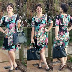 LEILA DINIZ *blog: #LookDoDia: meu atual vestido preferido do meu arm...