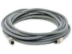 Optical Cable with Toslink Connectors 25 ft. by Parts Express. $8.65. Fiber optic cables harness the speed and data density that only light can deliver. This premium fiber optic digital audio cable features an 8 mm jacket that prevents cable damage and a Toslink connector that is guaranteed to fit.. Save 54% Off!