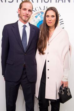 Another Royal Baby! Monaco's Andrea Casiraghi and Tatiana Santo Domingo Welcome a Son
