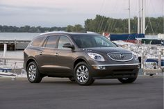 I want to own an SUV, preferably a Buick Enclave.