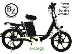 e-bike / e-Cargo. Electric delivery solution and fun cruiser. - YouTube Bike Design, Electric, Delivery, Youtube, Fun, Motorcycle Design, Youtubers, Youtube Movies, Hilarious