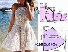 Photo Sewing, Formal Dresses, Fashion, Moda, Needlework, Couture, Dresses For Formal, Sewing Trim, Sew