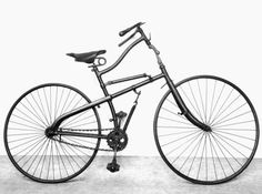 In 1900 Edward Elgar took delivery of a brand new Royal Sunbeam bicycle, which he nicknamed 'Mr Phoebus'. He was apparently a very keen cyclist, except when it rained on his beloved Malvern hills, at which point he would often turn back and head for home.