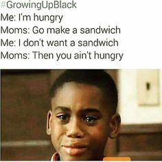 # Growing up black