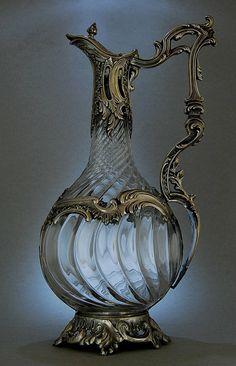 Antique Decanter, Richard Kent.