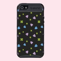 Hearts Cover For iPhone 5