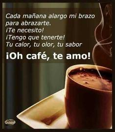 Mi café y yo