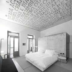 The breathtaking accommodation, in the up-and-coming Cedofeita district of Portugal's second city, is a spectacularly ambitious project, fusing art, literature and architecture with absorbing equal measure...