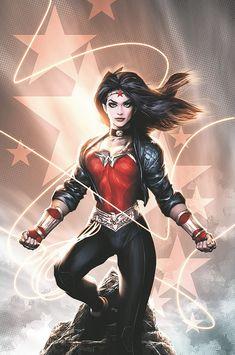 Wonder Woman  More clothes = more badass