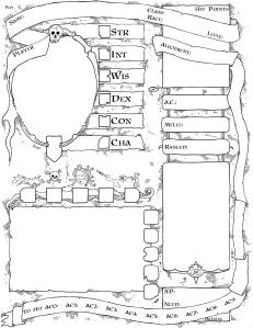34 best character sheets images games character sheet dungeons Spaceship D20 Character Sheet 2014 labyrinth lord aec sheet front pathfinder character sheet rpg character sheet