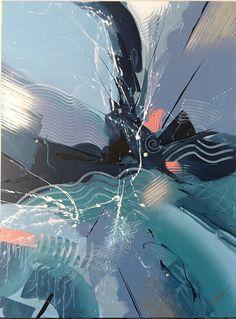 Abstract by Clint Eagar