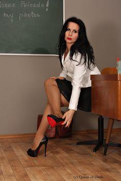 Teen boots teacher porn