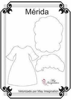 Muñeco de moda para niños ~ lodijoella