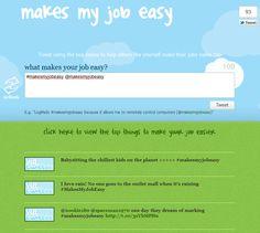 Makes My Job Easy: http://makesmyjobeasy.com/