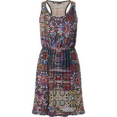 Vestido de Seda, mosaico!